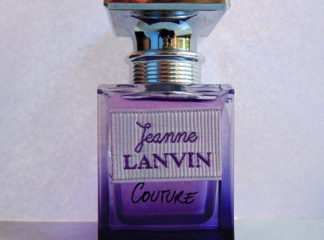 Парфюм Lanvin Jeanne Couture (ревю)