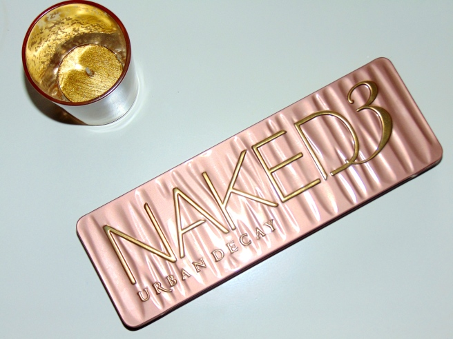 Naked 3 Eyeshadow Palette by Urban Decay
